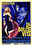 La Dolce Vita Federico Fellini Art Print