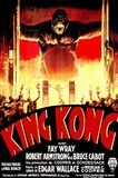 King Kong Tribal Art Print