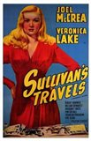 Sullivan's Travels - red dress Art Print