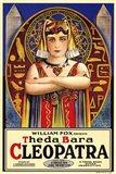 Cleopatra The da Bara Art Print