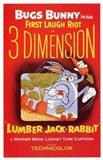 Lumber Jack-Rabbit Art Print