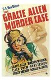 Gracie Allen Murder Case Art Print