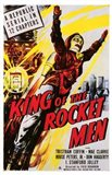 King of the Rocket Men Coffin And Clarke Art Print