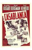 Casablanca Red Art Print