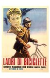The Bicycle Thief - bicycle Art Print