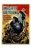 Mighty Joe Young Art Print