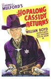 Hopalong Cassidy Returns Art Print