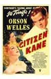 Citizen Kane Everybody's Talking About It Art Print