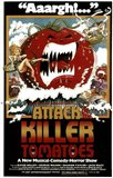 Attack of the Killer Tomatoes Art Print