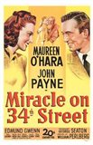 Miracle on 34Th Street Art Print