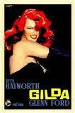 Gilda Red Hair Art Print