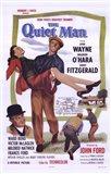 The Quiet Man Wayne Carrying O'Hara Art Print