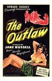 The Outlaw Howard Hughes Art Print