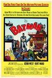 Batman Cartoon Art Print