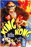 King Kong Movie Poster Art Print