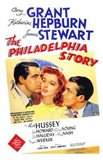 The Philadelphia Story - Katherine Hepburn Art Print
