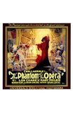 The Phantom of the Opera Square Art Print