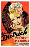 The Devil is a Woman Art Print