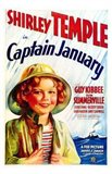 Captain January Art Print