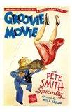 Groovie Movie Art Print