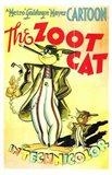 The Zoot Cat Art Print