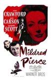 Mildred Pierce Art Print