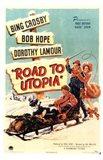 Road to Utopia Art Print