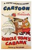 Uncle Tom's Cabana Art Print