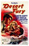 Desert Fury Art Print
