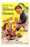 Sorry  Wrong Number Art Print