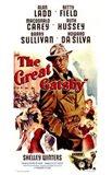 The Great Gatsby Alan Ladd Art Print