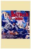 Batman and Robin Adventures Art Print