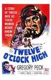 Twelve O'clock High Art Print