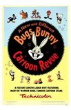 Bugs Bunny a Cartoon Revue Art Print