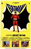 Batman Movie Drawing Art Print
