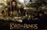 Lord of the Rings: Fellowship of the Ring Collage Art Print