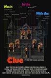 Clue Christopher Lloyd Art Print