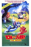 Tom and Jerry - The Movie Art Print