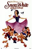 Snow White with the 7 Dwarfs Art Print