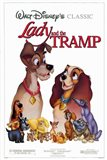 Lady and the Tramp Cast Art Print