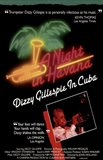 Night in Havana: Dizzy Gillespie in Art Print