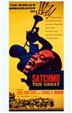 Satchmo the Great Art Print