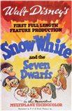 Snow White and the Seven Dwarfs 1st Full Length Art Print