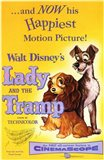 Lady and the Tramp Happiest Motion Picture Art Print