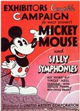 Mickey Mouse and Silly Symphonies Art Print