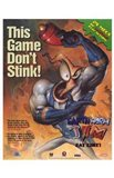 Video Game - Earthworm Jim Art Print