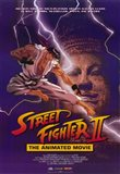 Street Fighter II Movie Art Print