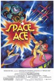 Space Ace - Video Game Art Print