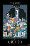 World Series of Poker The Strip Art Print
