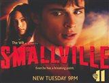 Smallville - style H Art Print